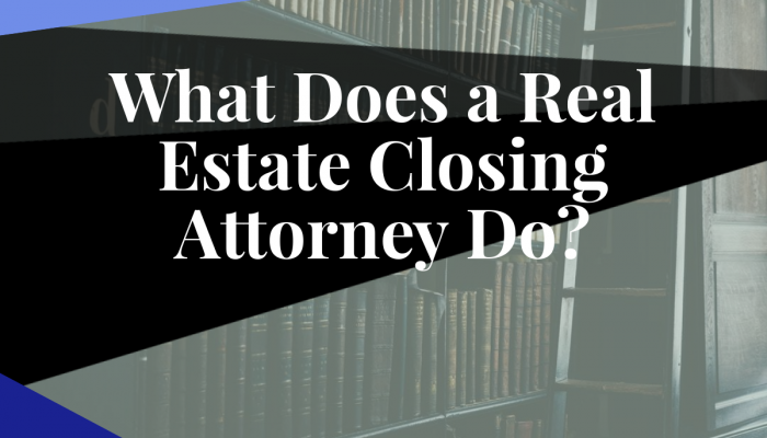 closing attorney